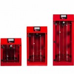 Builder lancia nuova linea Premium di stampanti 3D in tre misure: Premium Builder Small – Medium – Large