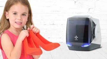 Qubea lancia Rever 3D , stampante economica per bambini su Kickstarter a 200 €