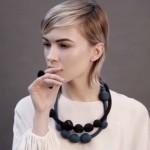 .Bijouets con dell'artista Monica Castiglioni per la nuova collezione di gioielli stampati in 3D