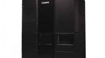 Canon entra nel mercato della stampa 3D con la nuova tecnologia a base di resina