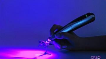 CreoPop 3D, la prima penna per stampare in 3D a freddo