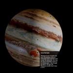 Modello 3D stampabile della settimana: Giove visto da Hubble