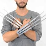 Gli Artigli di Wolverine stampabili per la notte di  Hallowen