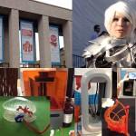 Speciale MakerFaire – Stampa 3d e innovazione all'esposizione di Roma