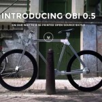 OBI bike – In Olanda il primo progetto open-source di bicicletta stampata in 3D