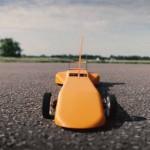 L'auto RC più veloce al mondo stampata in 3D con Ultimaker 2 Extended