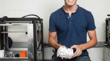 Readybox, stampante 3D consumer ultra veloce