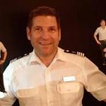 Selfie3D sulle  nave da crociera AIDAbella