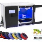 Leapfrog lancia Creatr HS 3D Lite, stampante 3D desktop friendly  veloce