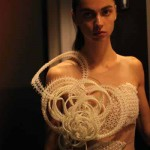 threeASFOUR collettiva presenta pezzi 3D stampato nella loro collezione SS 2016