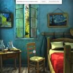 Modello 3D della settimana: Camera da letto impressionista dal dipinto di Vincent van Gogh
