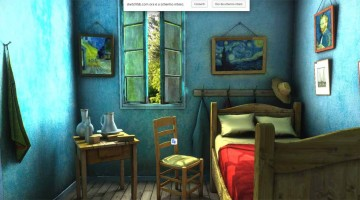 Modello 3D della settimana: Camera da letto impressionista ...
