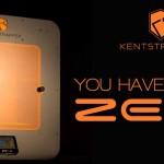 Kentstrapper lancia  Zero stampante 3D  plug-n-play con auto-calibrazione e l'interfaccia intuitiva