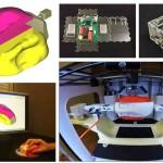 RevoMaker nuova tecnologia di stampa 3d multi-direzionale senza supporti  su parti gia esistenti con elettronica incorporata