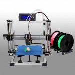 Max Micron – Stampante 3D economica, doppio estrusore e incisore laser a 280 $