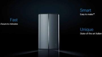 NX1- La stampante 3D in resina ultraveloce è Italiana. 1 cm al minuto in alta risoluzione