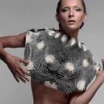 Stampa 3D di abiti indossabili spiegata da Behnaz Farahi