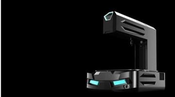 Stampante MiniOne 3D, economica portatile e facile da usare