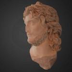 Modello 3D stampabile della settimana: un re del Bosforo Kimmerian