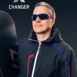 Seiko con  Materialise presenta la collezione  Xchanger di occhiali sportivi stampati 3D