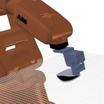 Arevo Labs robot a 6 assi stampa 3D parti ultra-forti di estetica superiore
