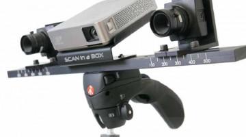 Scan in a Box – Scanner 3D a Luce Strutturata economico dalle massime prestazioni