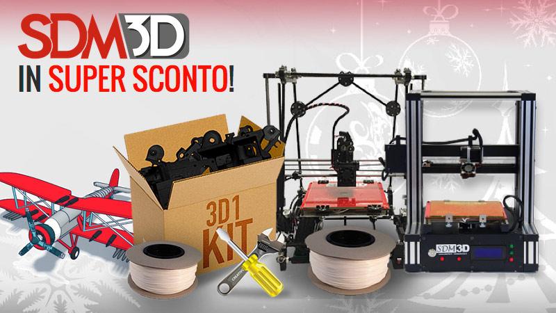 sconti-stampanti-sdm-3d
