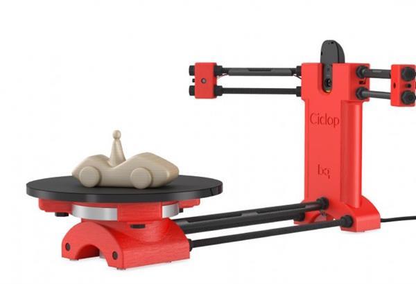 BQ Ciclop 3D Scanner