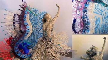 3Doodler annuncia i finalisti per la prima edizione 3Doodler Awards, con i disegni stampati in 3D