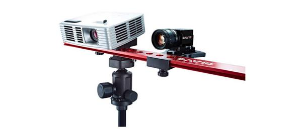 DAVIS SLS-3 Structured Light 3D Scanner