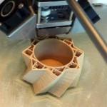 Innventia materiali per la stampa 3D a base di legno per strutture avanzate