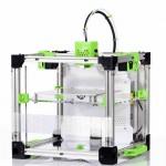 Stampante 3D Mondrian 3.0 di Open Edgesu progetto RepRap