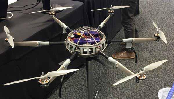 drone-antincendio-titanio-stampa-3d-