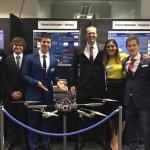 Stampato in 3D il primo drone ultra-leggero in titanio antincendio
