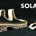 Filamento Solay gommoso, per le scarpe del futuro stampate in 3D