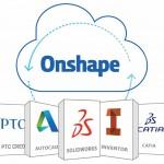 Rilasciato software CAD Onshape  basato su browser con App di Materialise e Pinshape