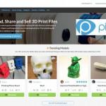 The Feed – Piattaforma social sulla stampa 3D di Pinshape