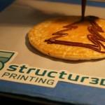 Esperimenti in stampa 3D alimentare con Discov3ry estrusore universale adattabile alle stampanti 3d desktop