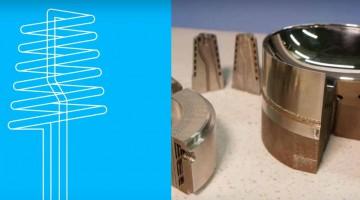 ITRI sviluppa tecnologia laser per regolare la durezza di parti metalliche stampate in 3D