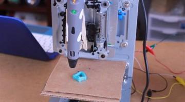 Fantastico tutorial per auto-costruire una stampante 3D a 50 $