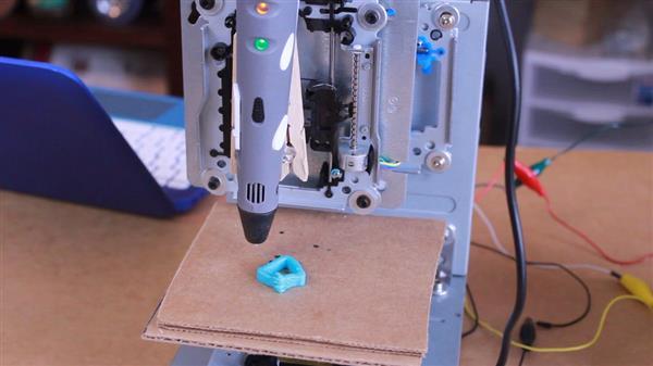 stampante 3d fai da te-