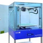 Stampante 3D  X400 grande formato rilasciata da RepRap Tedesca