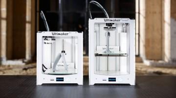 CES 2016, Ultimaker aggiorna le sue stampanti 3D – Wired