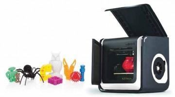 Recensione stampante Afinia H800 3D