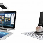 HP Sprout Pro  integra Scansione e Stampa 3D