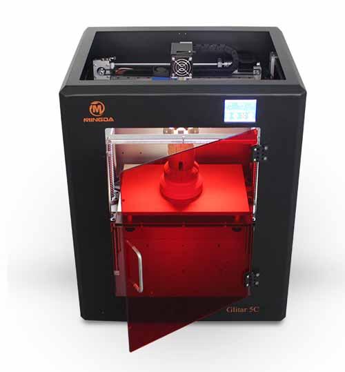 MINGDA Glitar 5C 3D printer _6