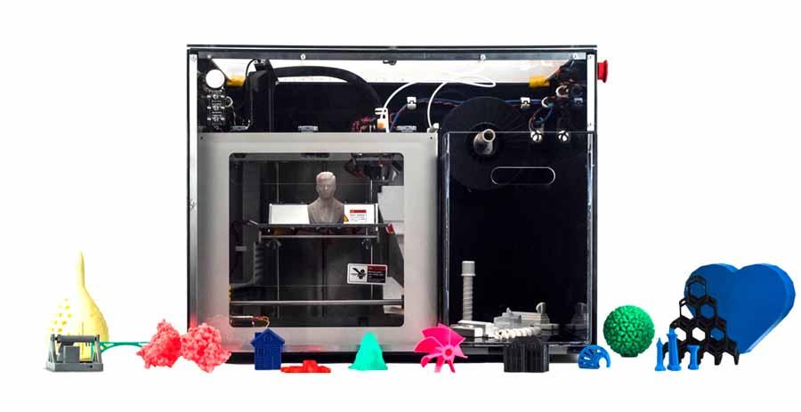 NVBOTS NVLabs 3D stampa multi-metallo