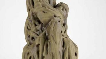 La collaborazione tra WASP e l'artista Francesco Pacelli attraverso la  stampa 3D di ceramica