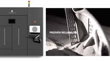 3D Systems lancia  ProX DMP 320 3D stampante in metallo diretto ad alta precisione