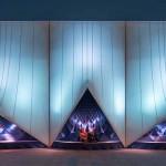 Bioplastica e stampa 3D per il nuovo padiglione della Ue ad Amsterdam